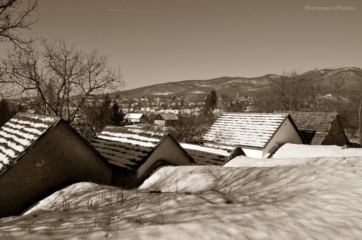Winter Dream (Diósjenő, Nógrád county, Hungary)