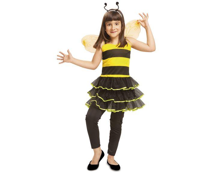 Disfraz abeja maya niña