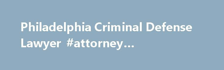 Philadelphia Criminal Defense Lawyer #attorney #philadelphia http://south-sudan.remmont.com/philadelphia-criminal-defense-lawyer-attorney-philadelphia/  Philadelphia Criminal Defense Attorney Lawrence S. Krasner (Larry) was born in St. Louis, MO in 1961, the son of an author father and minister mother. He attended public schools in St. Louis and the Philadelphia area. He attended the University of Chicago 83 (B.A. Spanish) and Stanford Law School 87 (J.D.), where he applied to and was…