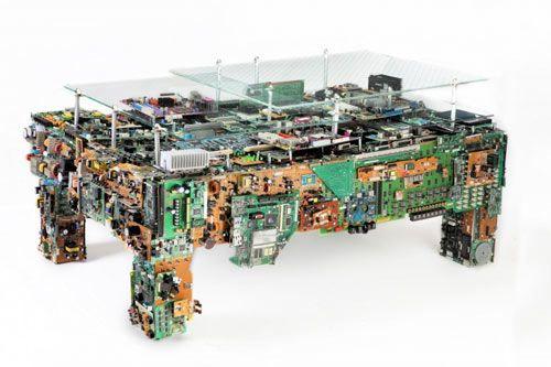 Arredare casa con mobili riciclati? Ecco il cyberpunk di Caldwell