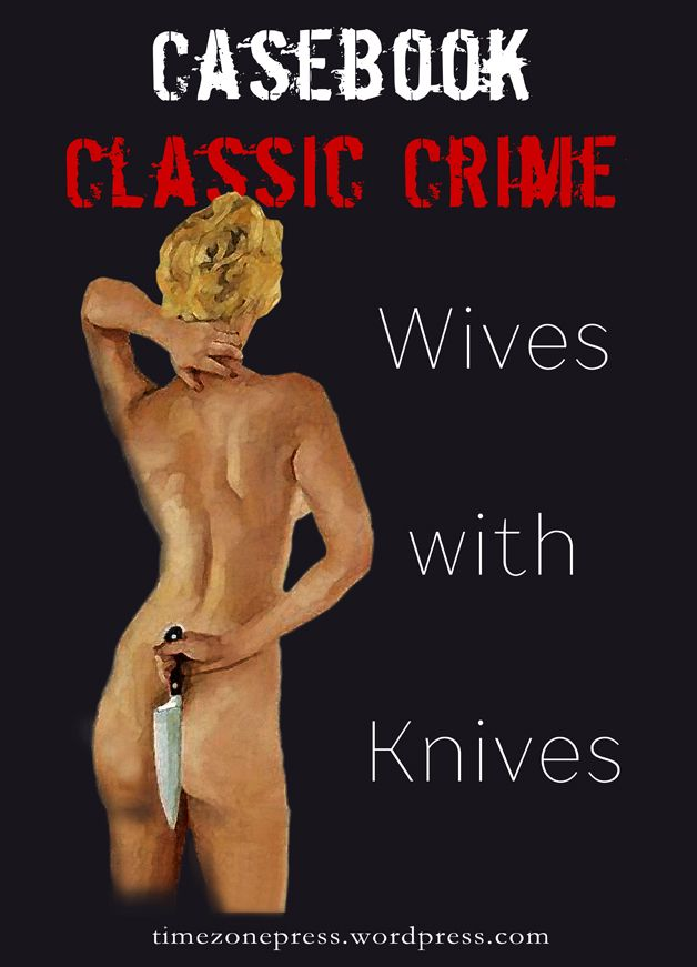 outside of a war zone you are more likely to be killed by your partner than a stranger: there's something in the atmosphere... https://timezonepress.wordpress.com/2015/04/03/casebook-classic-crime/