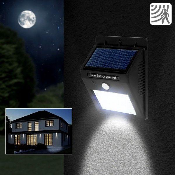 Bec tip lampa cu incarcare solara