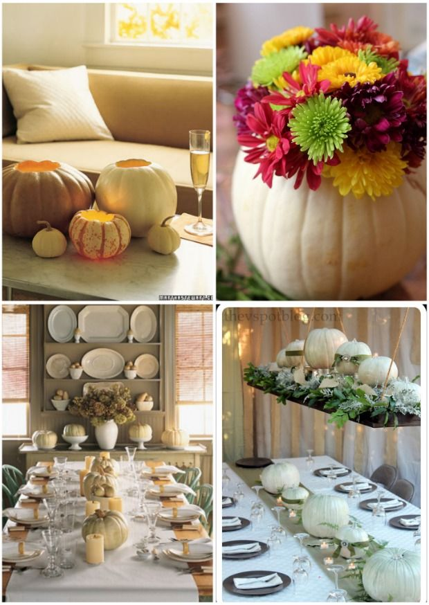 Affordable Ideas for Thanksgiving Decorating - Home Stories A to Z