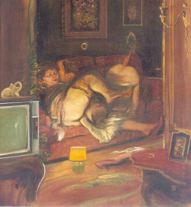 Georges Delfau  Nude Art - Romance, Love And Lust  Pinterest-3790