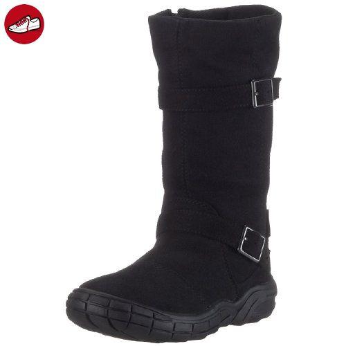 Lico Larissa 320049, Mädchen Stiefel, schwarz, (schwarz-anthrazit), EU 33 - Lico schuhe (*Partner-Link)