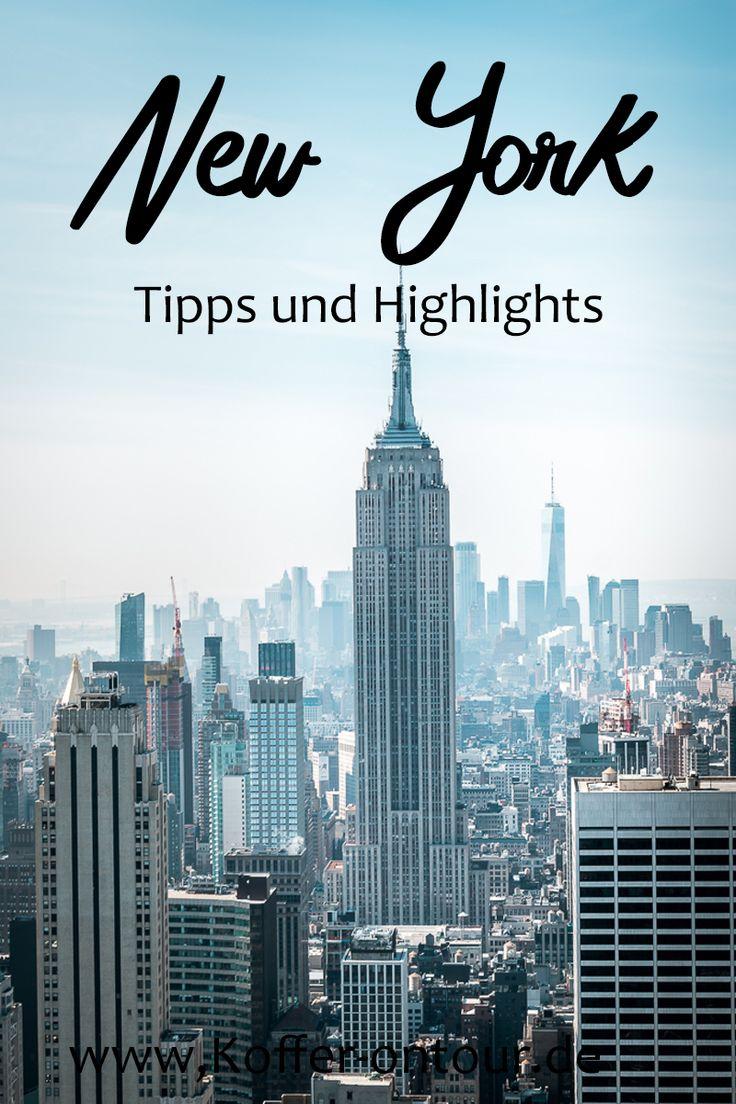 Die besten Tipps für deinen Trip nach New York