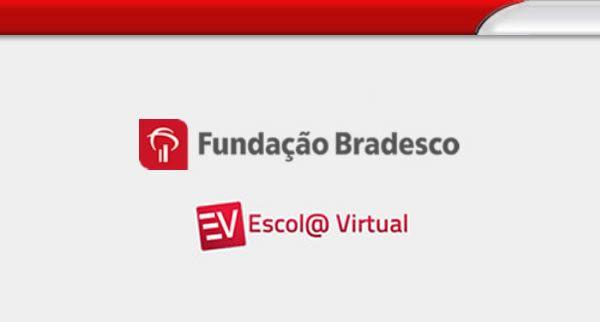 São oferecidos na fundação Bradesco cursos gratuitos online através da Escola Virtual EV mais de 60 cursos profissionalizantes com certificado grátis.