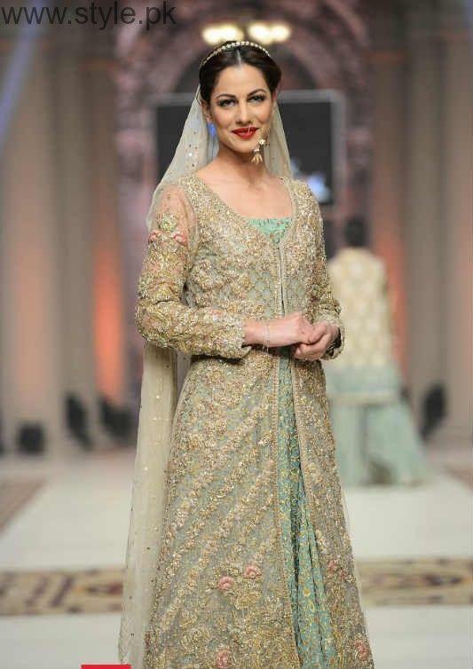 Pakistani Wedding Dresses Trends
