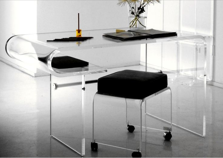 Curve Acrylic Desk Materials Clear Acrylic Dimensions 52. Desk Bed. Portable Chiropractic Tables. Lego Lap Desk. Game Table With Chairs. Study Desk Australia. Round Table For Sale. Herman Miller Desk Chairs. Kitchen Tables With Storage