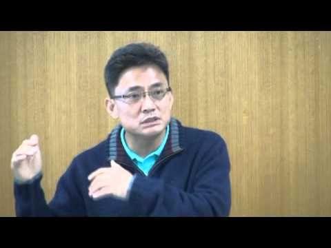 김종국목사 - 원죄는 없다 - 한 사람: 헤노스 안드로포스 (2014.08.08) - YouTube