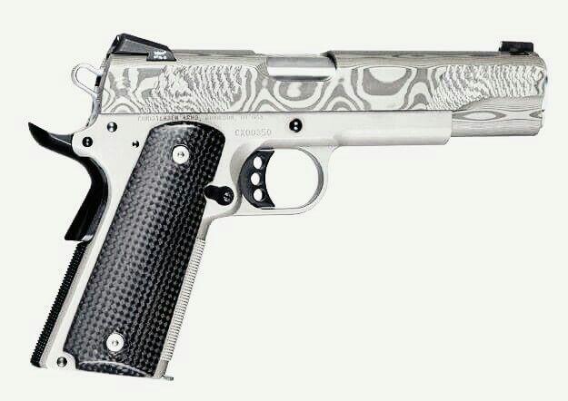 G5-Ti Christensen Arms 1911 titanium frame - 45 ACP - Pistol