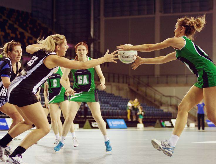 Craziest match of my life. playing the All Blacks- New Zealand vs Northern Ireland #netball