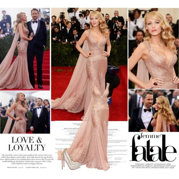 """""""Blake Lively. 