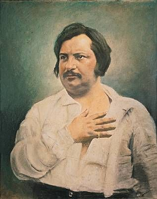 Honoré de Balzac Honoré de Balzac, écrivain français. Daguerréotype de 1842. (Maison de Balzac, Paris.)