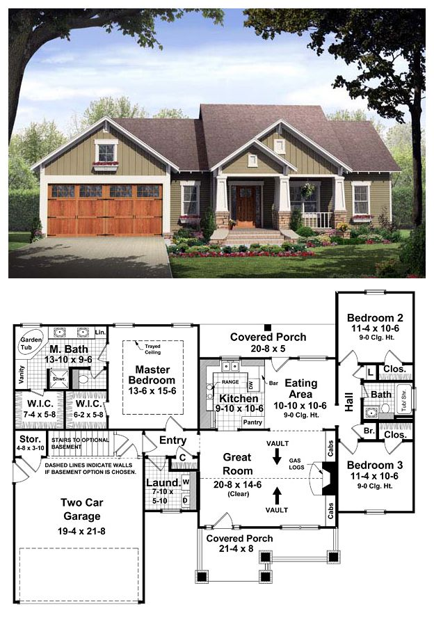Best 25 Ranch Style Homes Ideas On Pinterest Ranch House Plans Ranch Style Floor Plans And Ranch Floor Plans