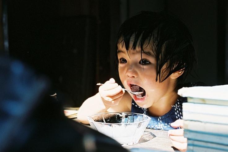 """Mirai-chan"" Photos by Kotori Kawashima"