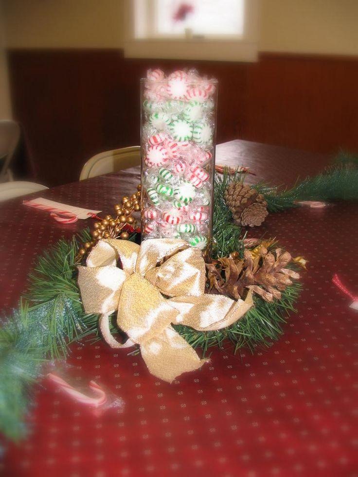 Best christmas banquet decorations ideas on pinterest