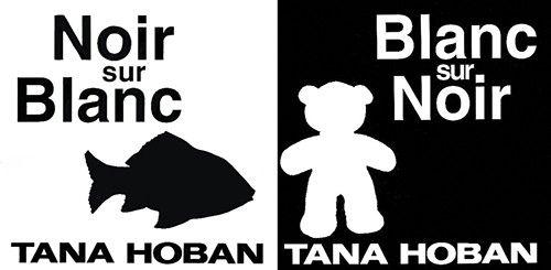 Noir sur blanc / Blanc sur noir