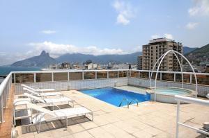 Atlantis Copacabana Pool View