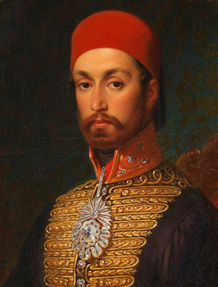 Ottoman Empire Sultan Abdulmecid I (r.1839-1...