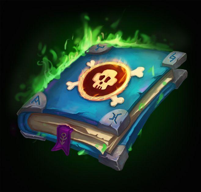 魔法书#UI#
