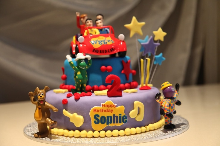 I would love for someone to make this cake for Urijah's 2nd birthday party!