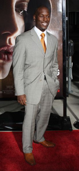 """Actor Tyrese Gibson attends the """"Changeling"""" film premiere at the Samuel Goldwyn Theater Academy of Motion Picture Arts and Sciences on October 23, 2008 in Beverly Hills, California."""