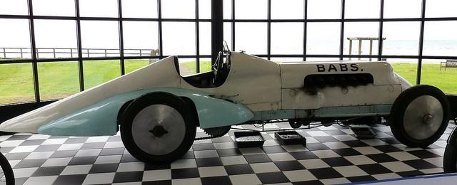 Babs, Museum of Speed, Pendine