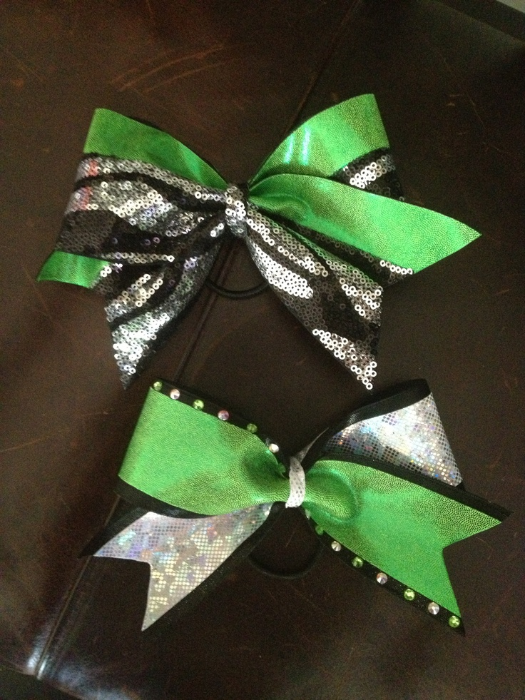 85 Best Cheer Bow Ideas Images On Pinterest Big Bows