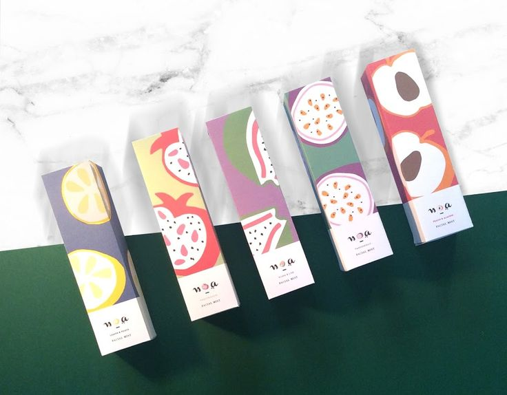 Noa Skincare (Student Project) on Packaging of the World - Creative Package Design Gallery