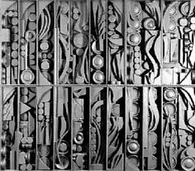 Louise Nevelson, née Berliawsky (born September 23?, 1899/1900, Kiev—died April 17, 1988, New York City), American sculptor known for her la...