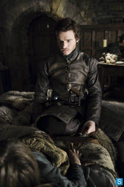 Photos - Game of Thrones - Season 1 - Promotional Episode Photos - Episode 3 - Stark, Robb 10