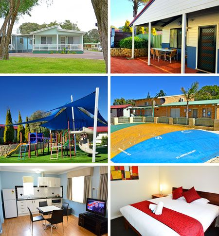 BIG4 Emu Beach Holiday Park:  Set in a relaxed natural environment, surrounded by native Peppermint trees and just metres from the pristine Emu beach.  Imagine going to sleep listening to the sound of waves crashing… Located just 10 mins from the centre of Albany.   Facilities include playground, BBQ areas, jumping pillow, rec room, movie nights, kids club (during school holidays), and mini golf. We are short walk from the pristine Emu beach.