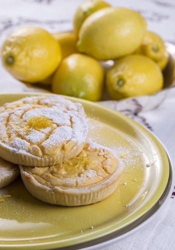72. Calabrian Lemon Tart