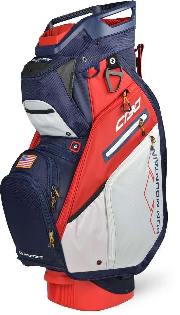 C 130 5 Way Bag Cart Golf Bags For Sale Sun Mountain In 2020 Golf Bags For Sale Golf Bags Ladies Golf Bags
