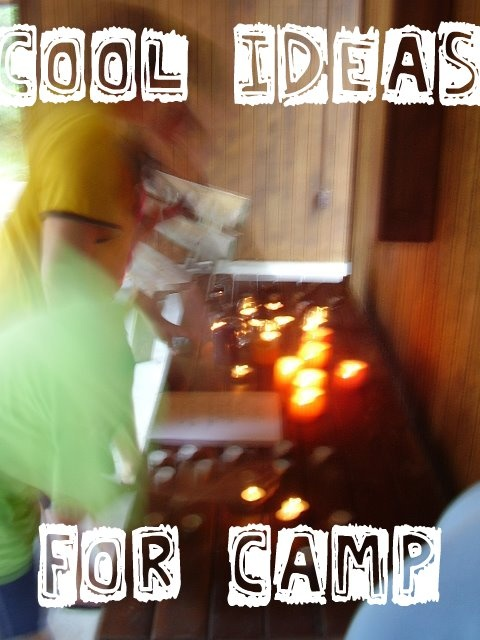 RETHINKING YOUTH MINISTRY: Cool Ideas for Camp 2012: Prayer Loom