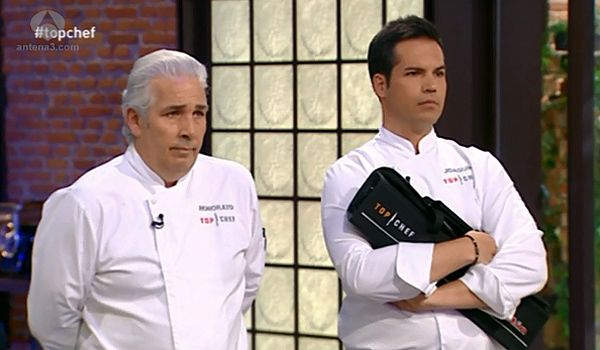 Primera expulsión de Top Chef