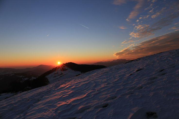 Tramonto invernale by Fabrizio Servalli on 500px