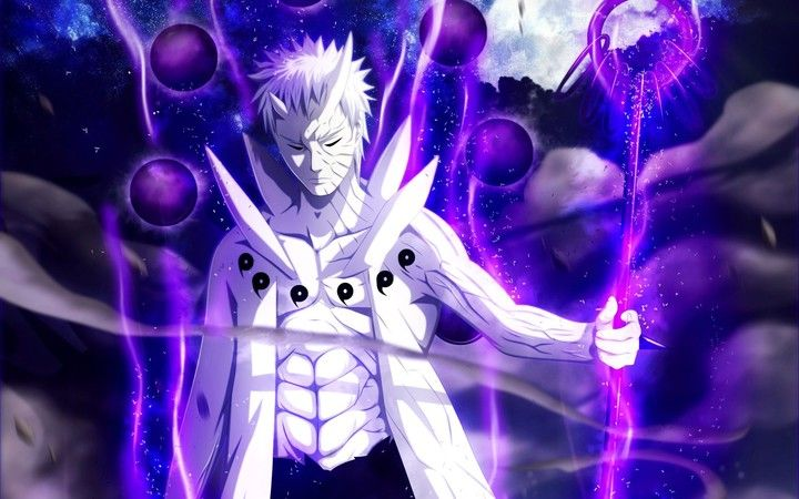 Obito Uchiha Naruto Game Background
