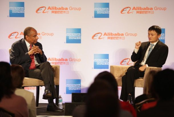 Why Alibaba's Jack Ma Sees Himself as an 'Artist,' and Maybe You Should, Too http://www.entrepreneur.com/article/247287  How Alibaba's Jack Ma Became the Richest Man in China  www.entrepreneur.com/article/237692  Why Alibaba's CEO Stepped Down www.entrepreneur.com/video/245984 Big plans for Alibaba in the U.S. http://fortune.com/2015/06/11/alibaba-jack-ma-china/ Jack Ma, China's Richest Man, Says He Was Happier When He Wasn't a Billionaire  www.entrepreneur.com/article/247181