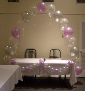 355 Best Images About Balloon Decor On Pinterest