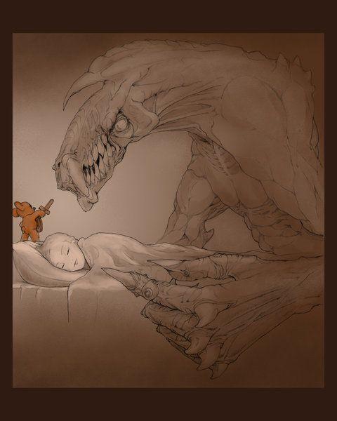 The reason we love our teddy bears