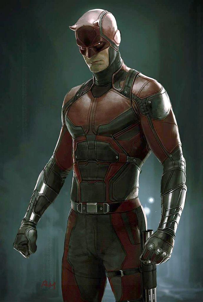 Daredevil Netflix Costume - Concept Art - Ryan Meinerding brightened_zpsope98fws.jpg (689×1024)