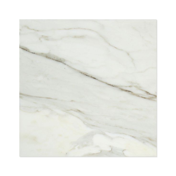 12 x 12 calacatta gold marble polished field tile