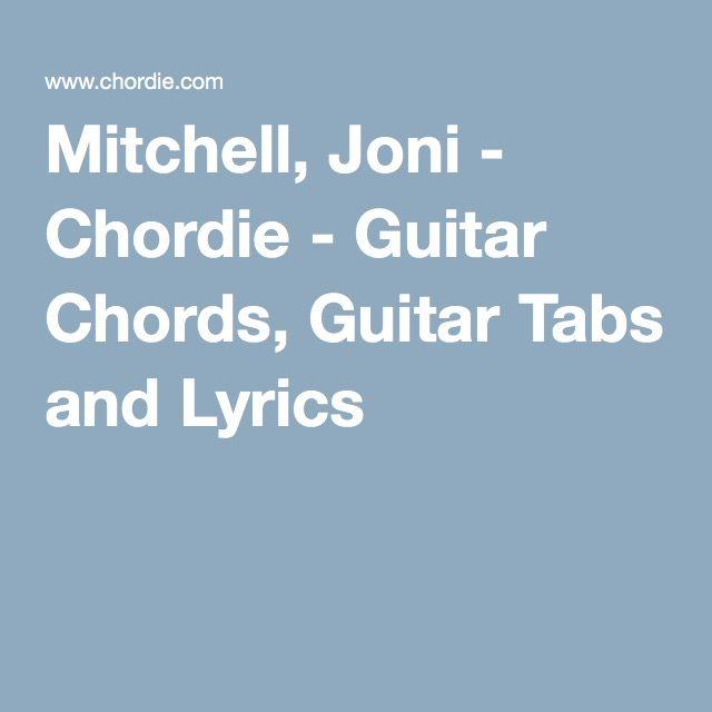 161 best ukulele images on pinterest ukulele chords guitar and music mitchell joni chordie guitar chords guitar tabs and lyrics fandeluxe Image collections