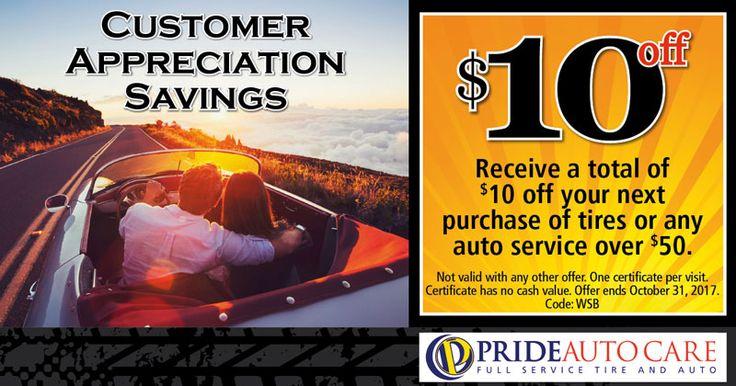 Car Repair Coupons at Pride Auto Care #Centennial #Parker #Littleton CO http://prideautocare.com/coupons/