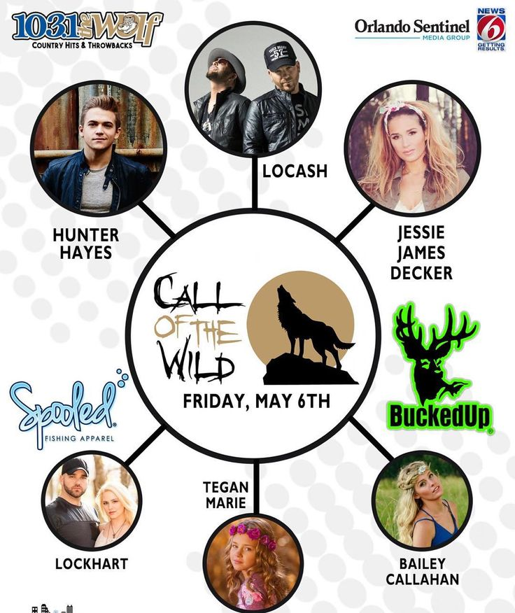 Look for us at The Wolf Call Of The Wild Concert Fri May 6 2016. TICKETS STILL AVAILABLE!! The NEW Amphitheater at Central Florida Fairgrounds Orlando FL  #buckedup #spooled #countrymusic #orlando #hunterhayes #locash #callofthewild #livemusic #hunterhayes #locash