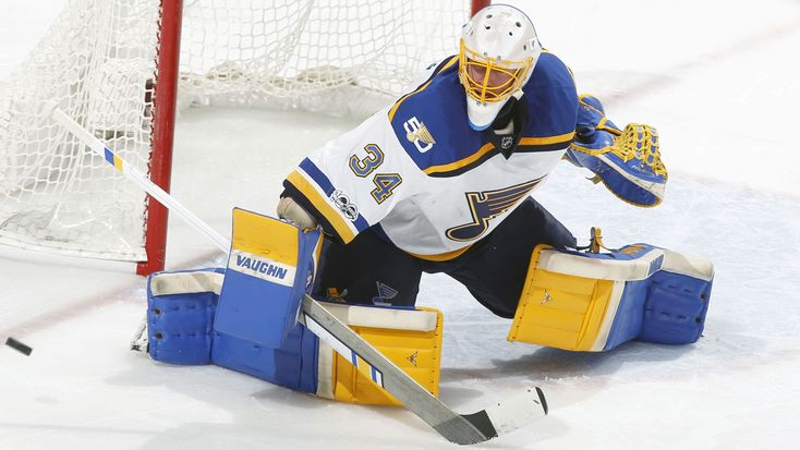 Jake Allen makes 51 saves for Blues in Game 1 win