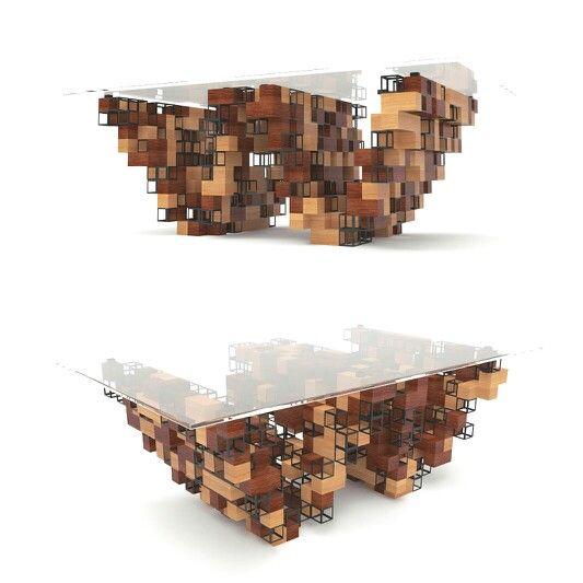 W table #design #parametric