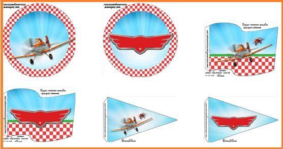 Kit Aviones